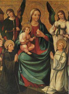 The Lactation of Saint Bernard