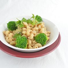 Cavatappi with Broccoli and Artichoke-Walnut Sauce