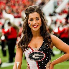 Adeline Kenerly: UGA Baton Twirler | Her Campus
