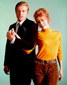 Barefoot in the Park (1967) -- Robert Redford & Jane Fonda