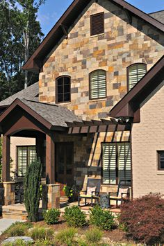 Custom Homes - Exteriors | Home Design & Build Services | Greenville, SC and The Cliffs