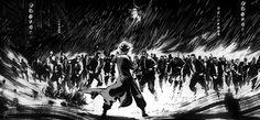 By: 錢憶 語飄 / 24 year old movie storyboard artist based in Shanghai.