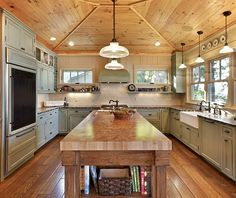 #Rustic #Kitchen Rustic Kitchen