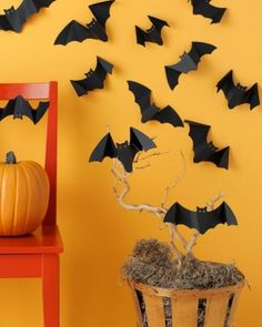 DIY Halloween with Martha Stewart Crafts
