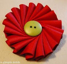 ribbon medallion