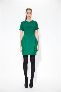 STAMP YOUR MARK DRESS