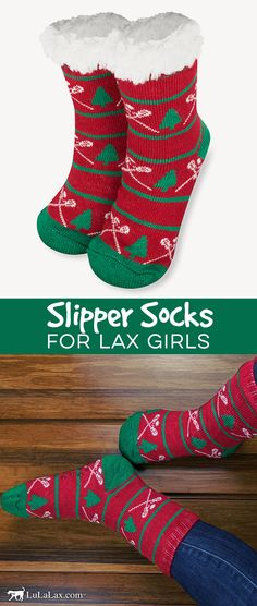 Cozy slipper socks a
