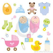 baby shower game how many baby items can you name materials pad of