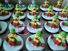 Patati Patata Cupcakes by Dani Leal www.daniglace.blogspot.com