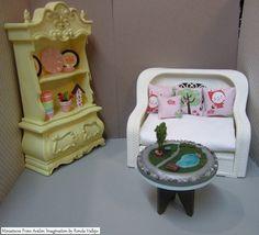 1/6th Barbie Blythe Scale Miniature Kawaii by MiniaturesfromAvalon