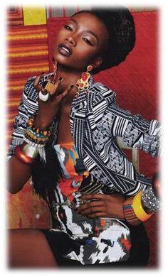 Exotic High Fashion