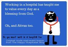 Complete collection of original sedation ecard nurse and doctor humor memes