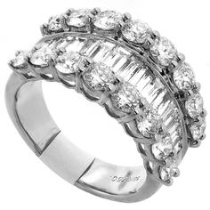 You can't go wrong with this right hand ring for mom!