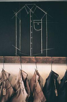 Shirt Chalkboard