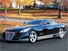top 10, maybach exelero, sweet ride, dollar car, expens