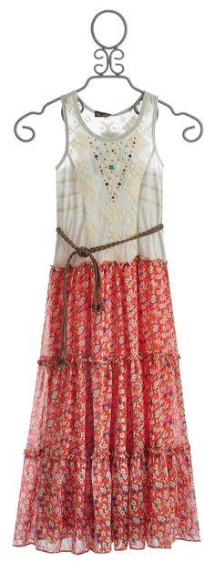 Hannah Banana Tween Maxi Dress $76.00