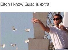 Guacamole bitch