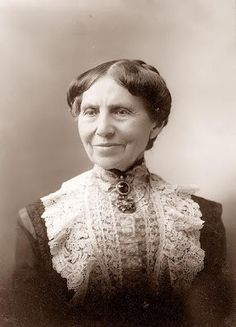This is a portrait of Clara Barton. She was an American teacher, nurse, and humanitarian. During the Civil War, Clara brought comfort to countless injured soldiers and prisoners. She was recognized by many Union Generals, and Abraham Lincoln for her selfless service during the war. It was on this day, May 21, in the year 1881 that Clara formed the American Red Cross.
