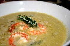 lemon asparagus soup with shrimp scd soup, asparagus soup