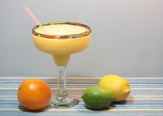 Just because ;). Fresh Fruit Margaritas: Made From Only Good Stuff