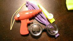 Despicable Me Minion party bag contents