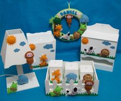 Kit higiene Safari completo