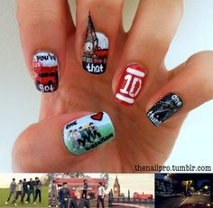 Which Fandom Has the Coolest Nail Art? | Twist