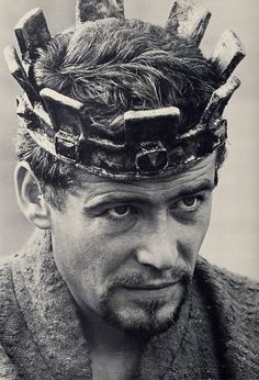 Peter O'Toole in Becket, 1964.
