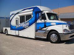 Custom Motorhomes Motorcoaches Toterhomes Truck Sleepers