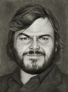 Realistic pencil drawings of celebrities