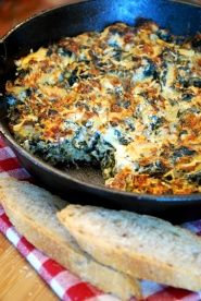 Spinach Dip Recipe | This cheesy spinach dip recipe will be an incredible hit at any party. It is super easy and healthy. Serve this heart healthy spinach dip with veggies or whole grain crackers. #hearthealthy #diabetes #glutenfree #recipe