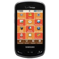 AmazonWireless: Samsung Brightside Phone (Verizon Wireless)