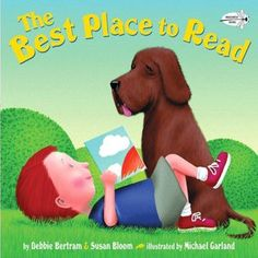 The Best Place to Read - read aloud for teaching procedures at the beginning of the year.