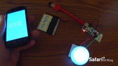 Processing/IOIO RGB LED.