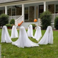 Ghostly fun for your lawn.