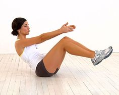 30-Minute Workout: Get Total-Body Toned with this No-Equipment Circuit Workout
