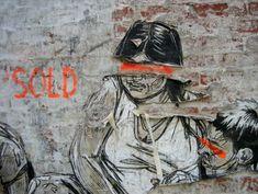 street art by Swoon