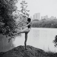 NYC ballerina project - love