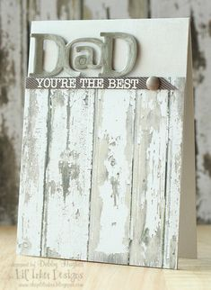 Dad by limedoodle - Cards and Paper Crafts at Splitcoaststampers
