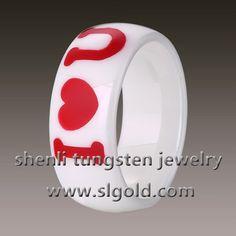 New product - ceramic ring