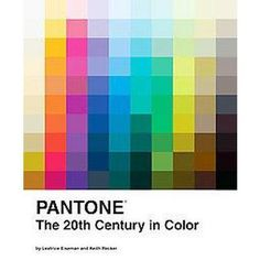 Great reading idea! Pantone (Hardcover)