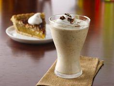 Pecan Pie Milk Shakes