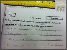 Blog Post about Close Reading Combined with Constructed Responses