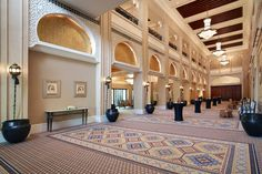 Madinat Jumeirah Resort - Conference and Events Centre - Murjaan Ballroom Pre-function Area A