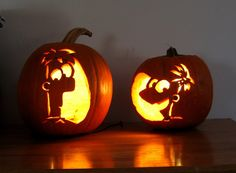 phineas_and_ferb_pumpkins_by_jameslehane