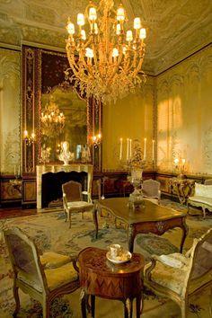 Reception room at Vizcaya