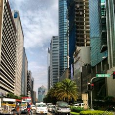 #makati #building #philippines #フィリピン