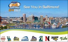 For the CAA, the road to the Final Four begins in Baltimore! Tipping off March 7-10, 2014, the CAA Men's Basketball Championship marks the return of March Madness action to Baltimore. http://baltimore.org/caa/