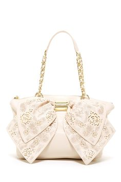 Lacey Bow Satchel