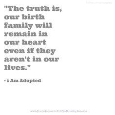 quotes family drama, birth famili